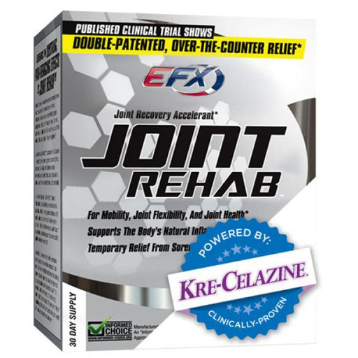 All American EFX Sports Nutrition & More All American EFX Joint Rehab  60 Capsules (581731221548)