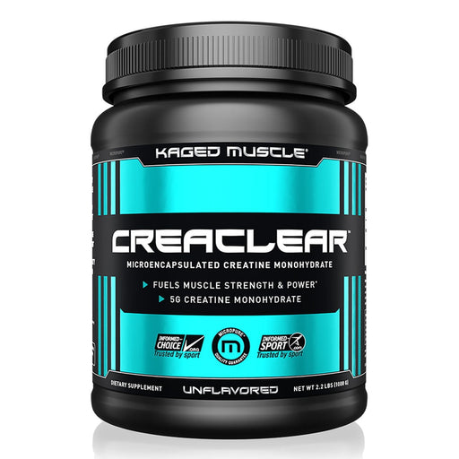 Kaged Muscle Creatine Default Kaged Muscle CreaClear Creatine Monohydrate 1000 Grams (1289387409452)