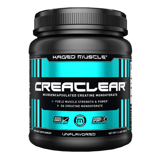 Kaged Muscle Creatine Default Kaged Muscle CreaClear Creatine Monohydrate 500 Grams (1289401466924)