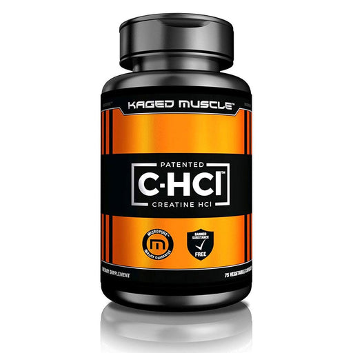 Kaged Muscle Creatine Default Kaged Muscle C-HCI 75 Vegetable Capsules (1289324068908)