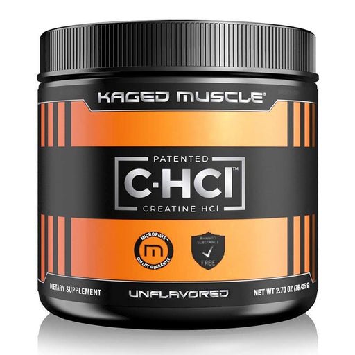 Kaged Muscle Creatine Unflavored Kaged Muscle C-HCl 75 Servings (1289345695788)