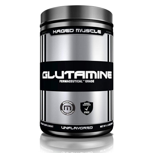 Kaged Muscle Amino Acids Default Kaged Muscle Glutamine 100 Servings (1289610231852)