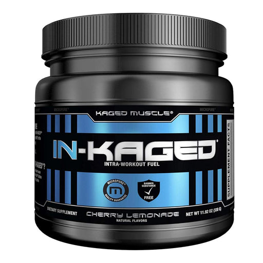 Kaged Muscle Sports Performance & - Recovery Cherry Lemonade Kaged Muscle In-Kaged 20 Servings (1314231877676)
