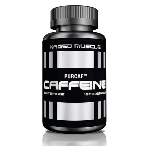 Kaged Muscle Sports Nutrition & More Default Kaged Muscle Purcaf Caffeine 100 Vege Capsules (1289272066092)