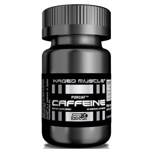 Kaged Muscle Sports Nutrition & More Default Kaged Muscle Purcaf Caffeine 30 Capsules (1289243328556)