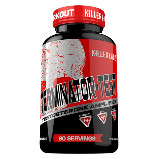 Killer Labz Sports Performance & - Recovery Default Killer Labz Terminator-Test 90C (1457675927596)