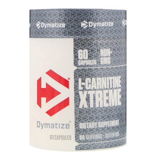 Dymatize Vitamins, Minerals, Herbs & More Dymatize L-Carnitine Extreme 500mg 60 Caps (581496635436)
