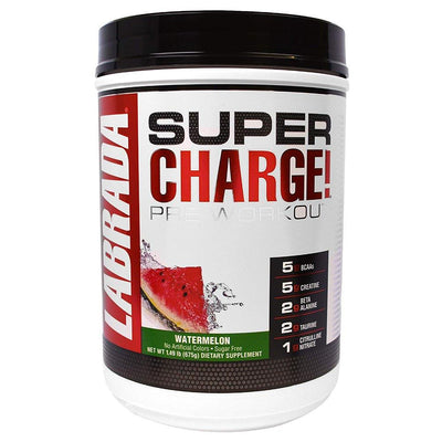 Labrada Nutrition Unclassified Watermelon LAB Super Charge! 25 Servings (1764092051500)