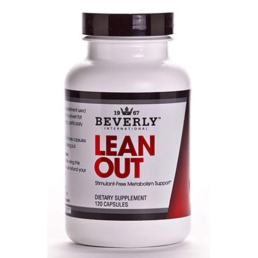 Beverly International Sports Nutrition & More Beverly International Lean Out 120 Caps (580627136556)