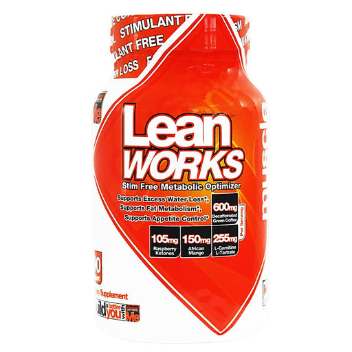 Muscle Elements Sports Nutrition & More Muscle Elements Leanworks 90 Caps (582537347116)