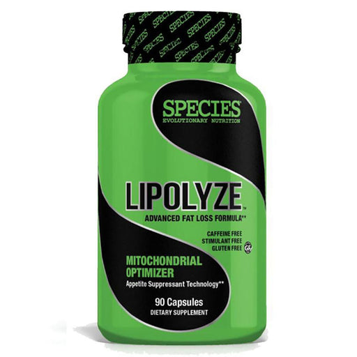 Species Nutrition Sports Nutrition & More Species Nutrition Lipolyze Evolved 90 Caps (581244780588)