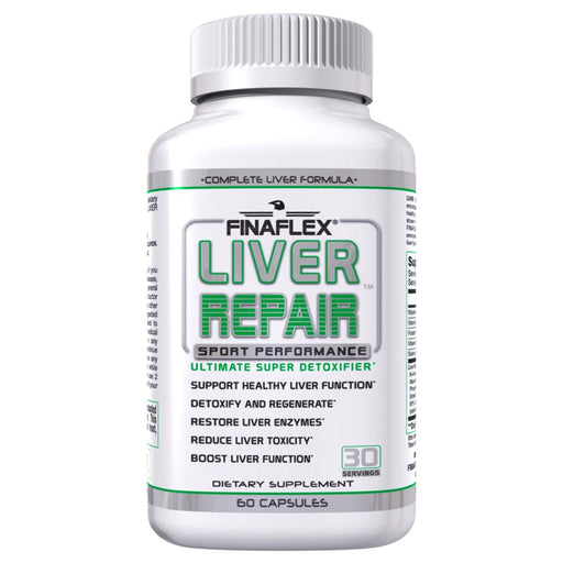 Finaflex (redefine Nutrition) Sports Nutrition & More Finaflex Liver Repair 60ct (582565396524)