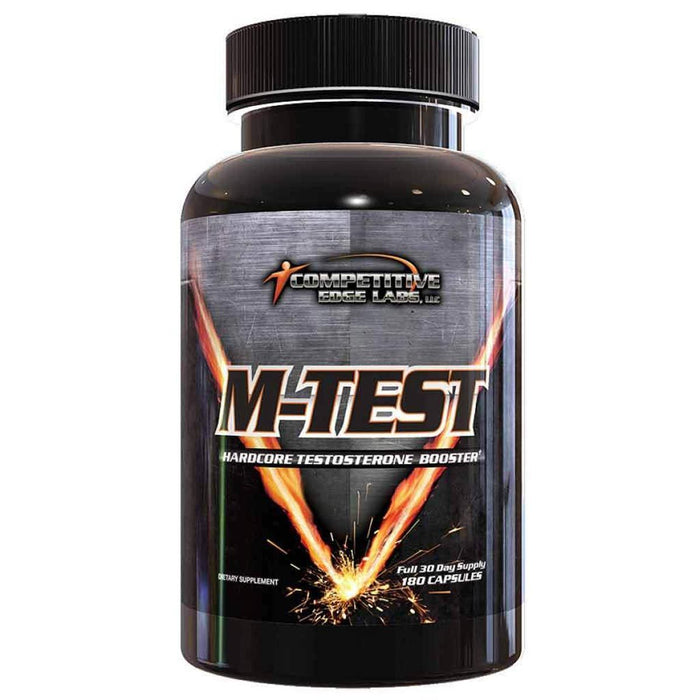 Competitive Edge Labs Sports Nutrition & More Competitive Edge Labs M-Test 180 Caps (582517391404)