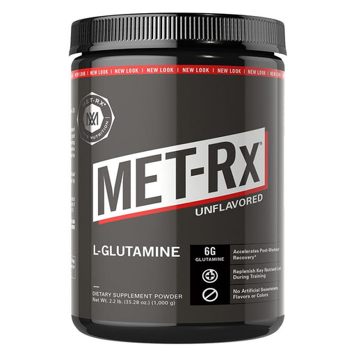 Met-Rx Sports Performance Recovery Default Met-Rx L-Glutamine 2.2LB (1686558801964)