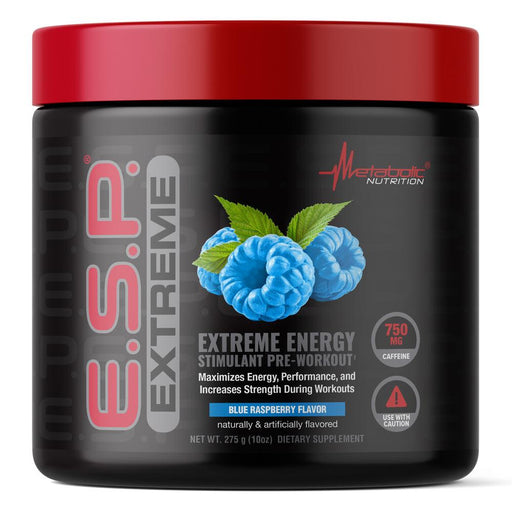 Metabolic Nutrition Sports Nutrition & More Blue Raspberry Metabolic Nutrition ESP Extreme (582664749100)