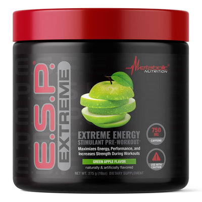 Metabolic Nutrition ESP Extreme Green Apple (582664749100)