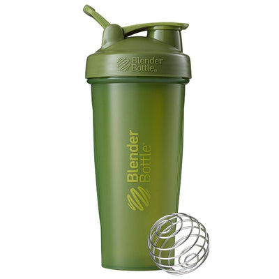 Sundesa Sports Nutrition & More Moss Green Sundesa Blender Bottle 28 Oz (580965105708)