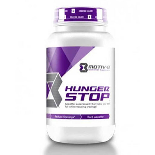 Motiv-8 Sports Nutrition & More Motiv-8 Hunger Stop 90 Vege Caps (582453100588)