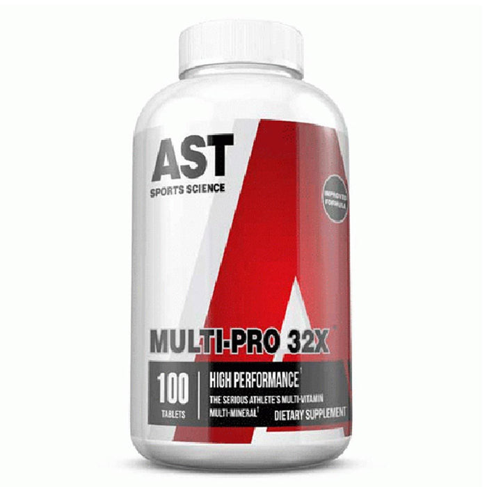 AST Sports Nutrition & More AST Multipro 32X 100 Caps (580685037612)