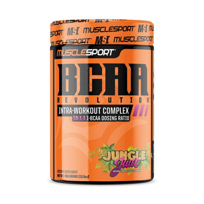 Muscle Sport Amino Acids Jungle Juice Muscle Sport BCAA Revolution 30/Servings (4392916615283)
