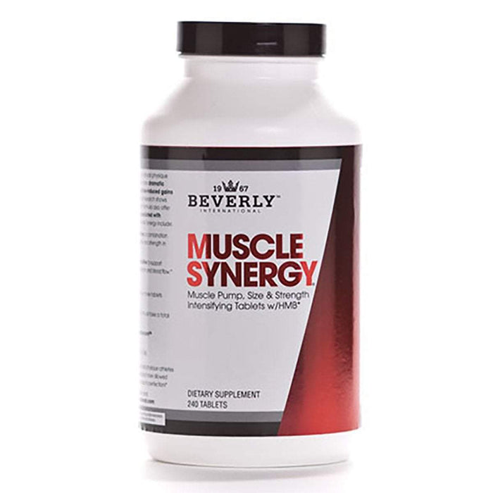 Beverly International Sports Nutrition & More Beverly International Muscle Synergy 240 Tablets (580647911468)