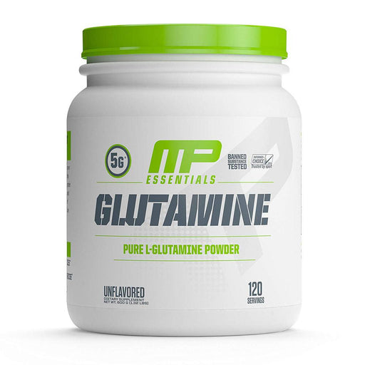 Muscle Pharm Amino Acids Default MusclePharm Glutamine 120 Servings (1654356672556)