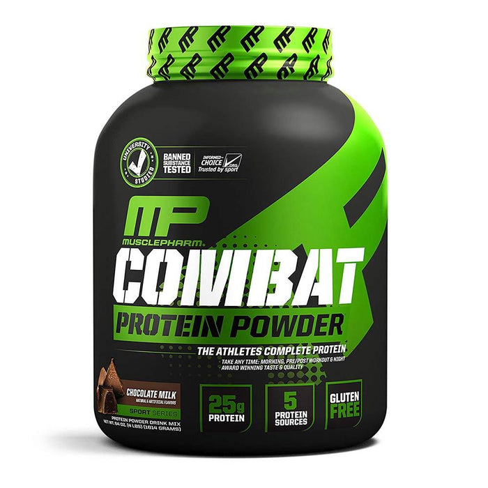 Muscle Pharm Sports Nutrition & More Chocolate Milk Muscle Pharm Combat Sport Powder 4 Lbs (581491523628)
