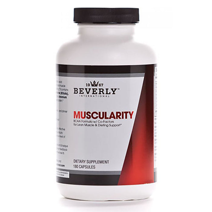 Beverly International Sports Nutrition & More Beverly International Muscularity 180 caps (580624547884)