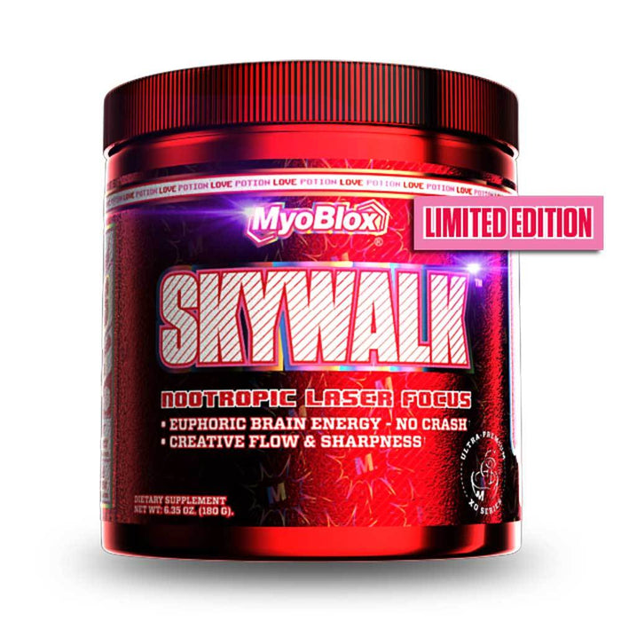 MyoBlox Pre-Workouts MyoBlox Skywalk XO Limited Edition Love Potion (4415025774707)
