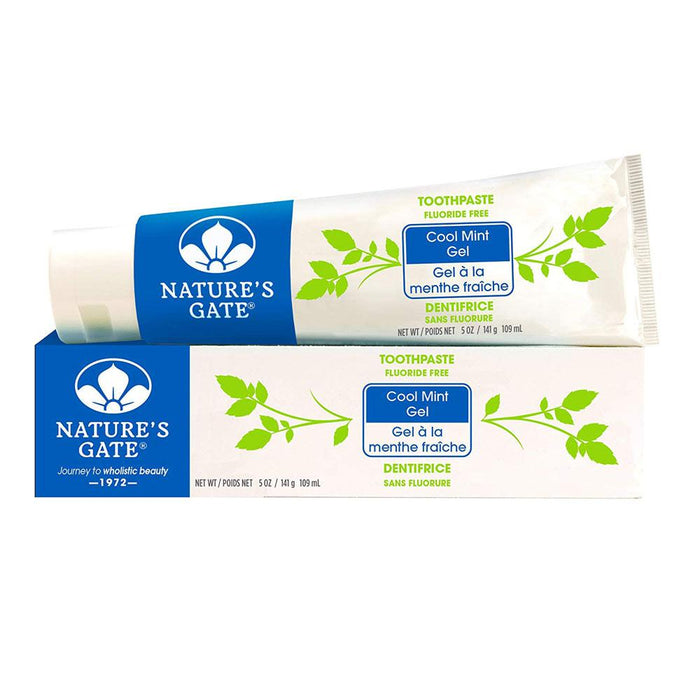 Nature's Gate Natural Toothpaste Cool Mint (1831434715180)