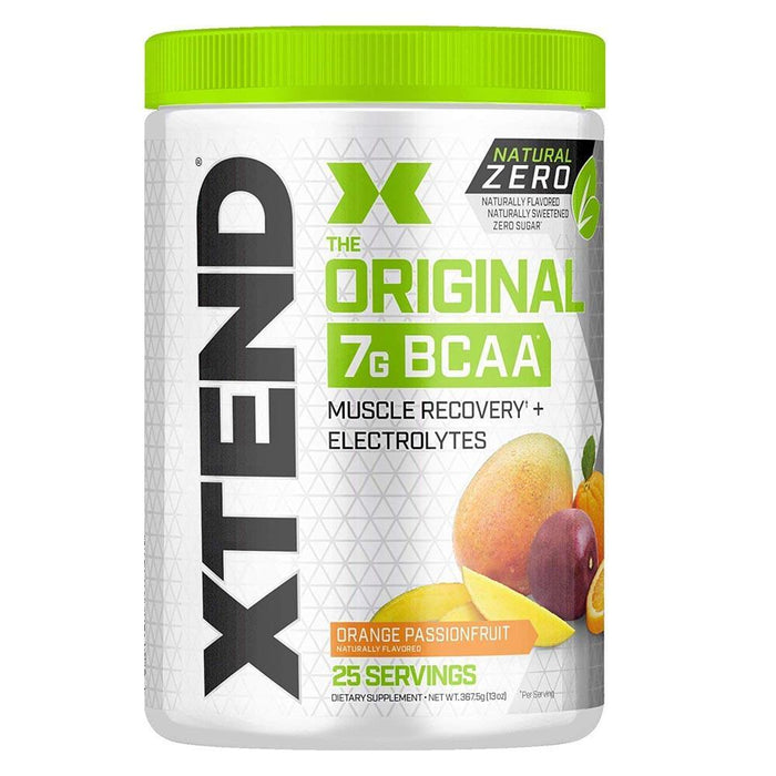 Xtend Amino Acids Orange Passionfruit Xtend Original BCAA (1815671734316)
