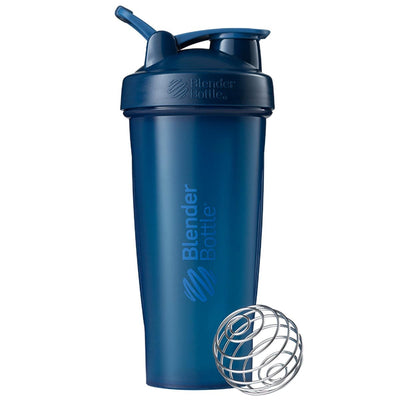 Sundesa Sports Nutrition & More Navy Sundesa Blender Bottle 28 Oz (580965105708)