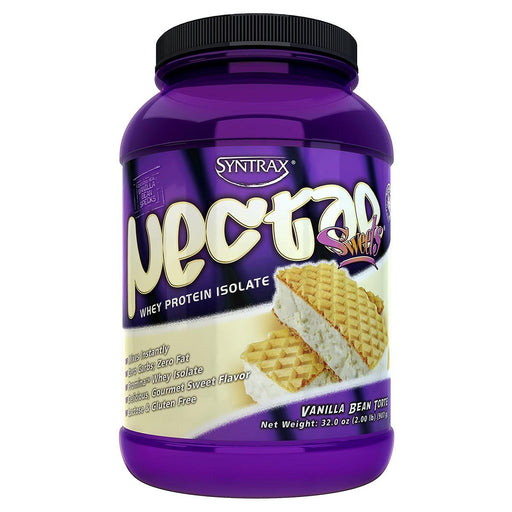 Syntrax Sports Nutrition & More Vanilla Bean Torte Syntrax Nectar Sweets 2.21 Lbs (580880891948)
