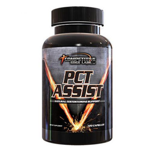 Competitive Edge Labs Sports Nutrition & More Competitive Edge Labs PCT Assist 120 Caps (581962825772)