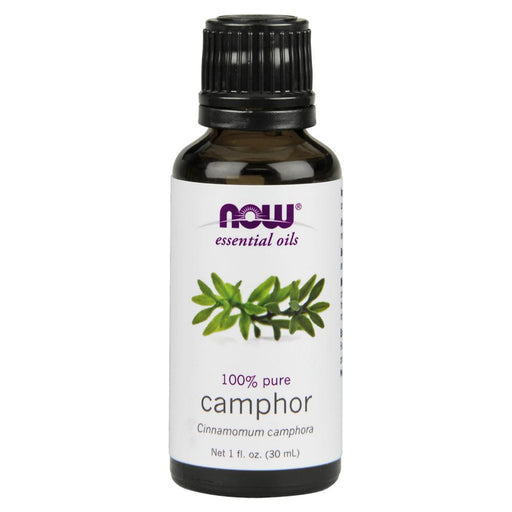 Now Foods Vitamins, Minerals, Herbs & More Now Foods Camphor Oil 1 Oz (582170640428)
