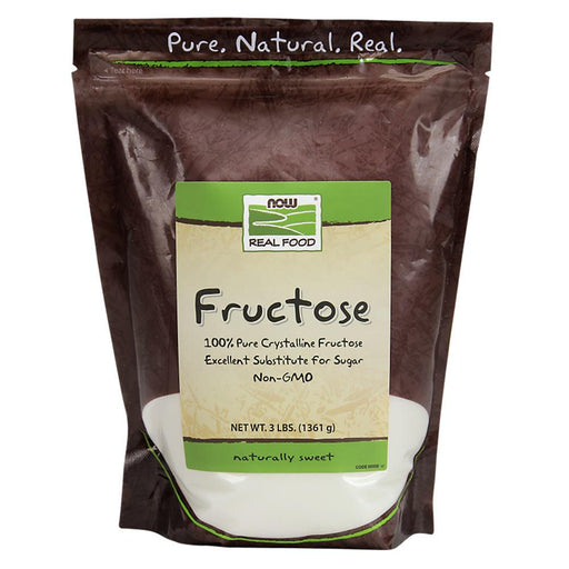 Now Foods Vitamins, Minerals, Herbs & More Now Foods Fructose 3 Lb (582258163756)