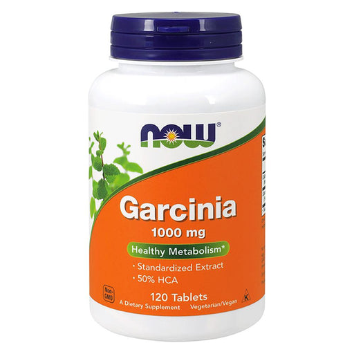 Now Foods Vitamins, Minerals, Herbs & More Now Foods Garcinia 1000 Mg 120 Tablets (582220185644)