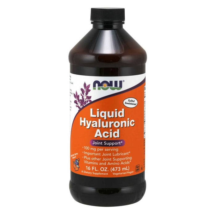 Now Foods Personal Care& - Hygeine Default Now Foods Liquid Hyaluronic Acid (HA) Plus 16 Fl Oz (3879720779820)
