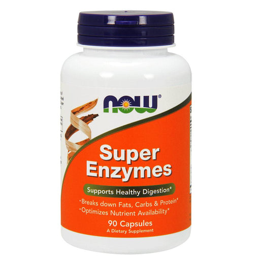 Now Foods Sports Nutrition & More Now Foods Super Enzymes 90 Caps (581518458924)