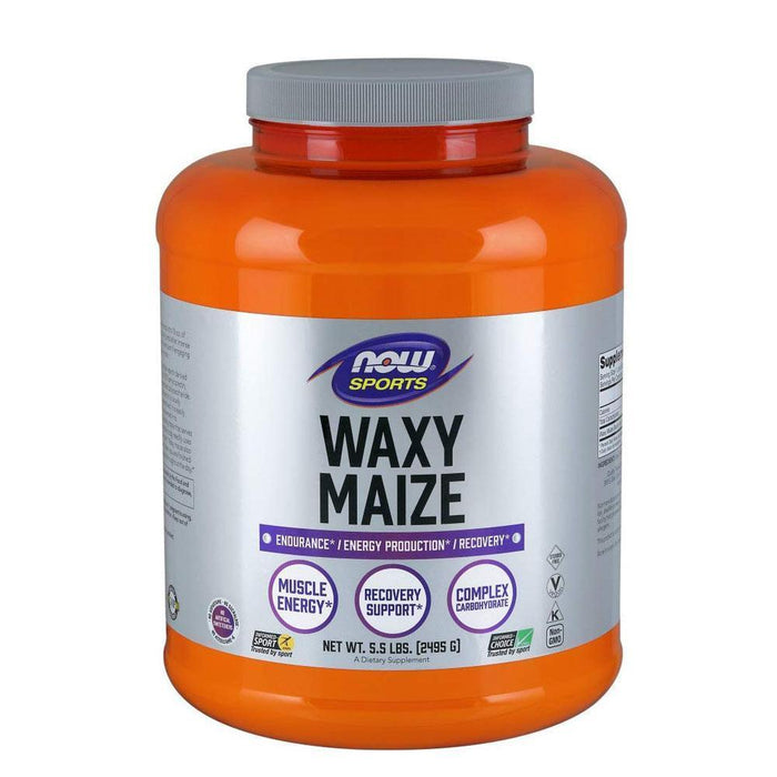 Now Foods Sports Performance Recovery Now Foods Waxy Maize 5.5lb (4405409448051)