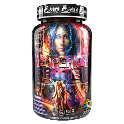 Olympus Labs Protein Powders Toucan Twist Olympus Labs Superior Protein 25 Servings (1438401331244)