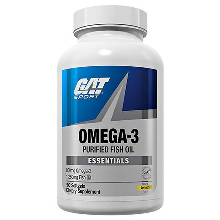 GAT Essential Fatty Acids Oils Default GAT OMEGA-3 90C (911031173164)