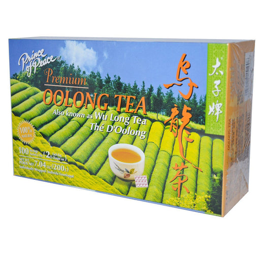 Prince of Peace Vitamins, Minerals, Herbs & More Prince of Peace Oolong Tea 100 Bags (581445353516)