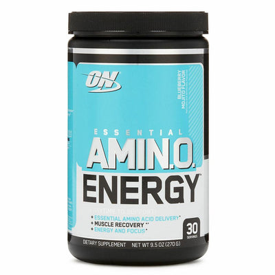 Optimum Nutrition Sports Nutrition & More Blueberry Mojito Optimum Nutrition Amino Energy 30 Servings (581173674028)