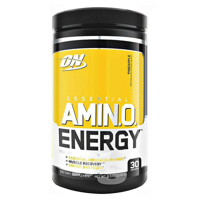 Optimum Nutrition Sports Nutrition & More Pineapple Optimum Nutrition Amino Energy 30 Servings (581173674028)