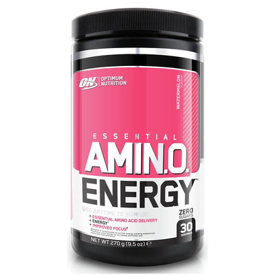Optimum Nutrition Sports Nutrition & More Watermelon Optimum Nutrition Amino Energy 30 Servings (581173674028)