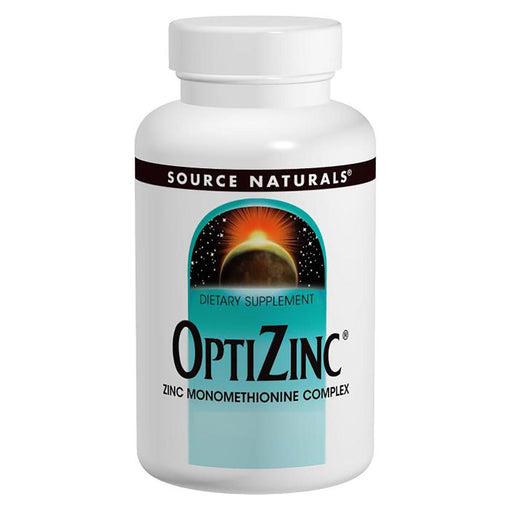 Source Naturals Source Naturals Opti-Zinc 30mg 60 Tablets (582025838636)