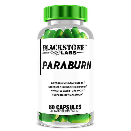 Blackstone Labs Sports Nutrition & More Blackstone Labs Paraburn 60 Caps (Was Cobra 6P) (581975867436)
