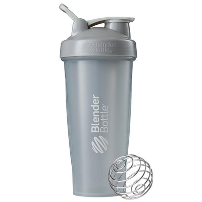 Sundesa Sports Nutrition & More Pebble Grey Sundesa Blender Bottle 28 Oz (580965105708)
