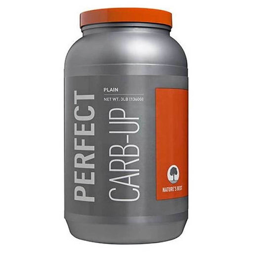 Nature's Best Sports Nutrition & More Nature's Best Perfect Carb Up Powder 3 Lbs (580624252972)